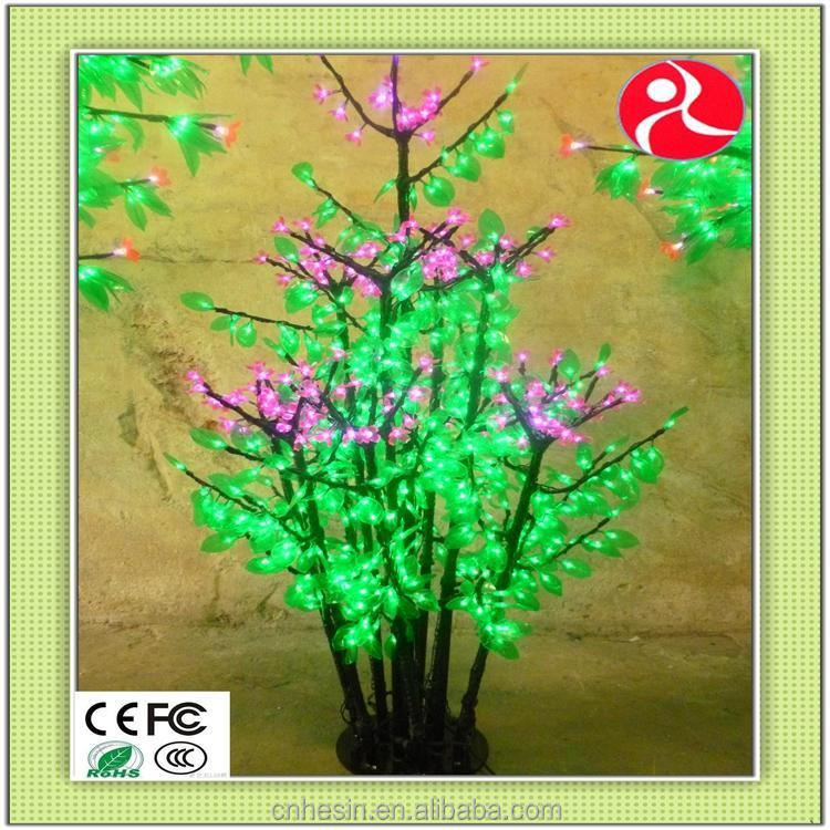 led cherry blossom soar tree light