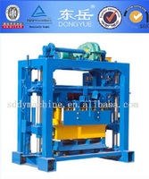 Best Quality high efficiency Low cost simple brick machine