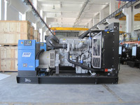 Original import from UK, power by Perkins 300kw generator set