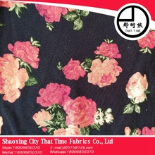 china new innovative product african printed silk fabric