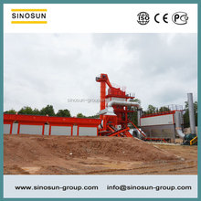 asphalt plant supplier 120t/h layout with factory price