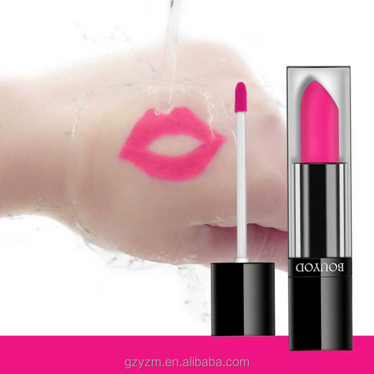 OEM ODM Liquid Lipsticks Moisturizing Long lasting Waterproof Silk Gloss Liquid Lips Cream