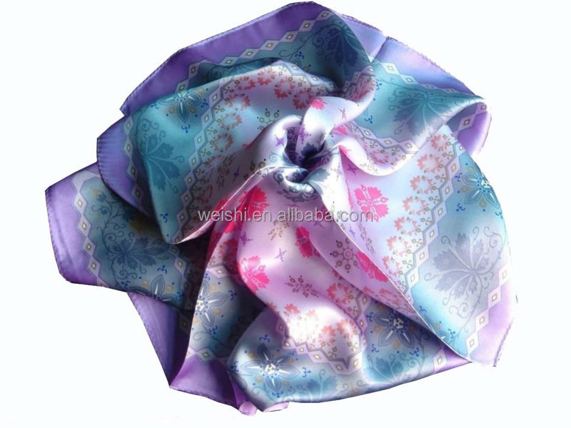 2014 hot sale silk scarf