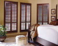 China supplier of Home Decor Good Quality new cheap basswood slat plantation shutter