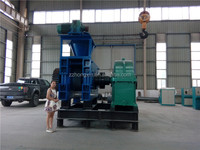 2015 Hot sale briquette making machine, carbon black briquette machine good manufacturer