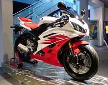 Second Hand Used 2012 Yamaha YZF-R6 Motorcycle