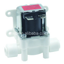 CNKB FPD-270M70 Inlet/Outlet 1/4 quick union DC 12V waste water solenoid valve