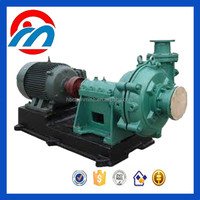 Waste solid slurry pump mining ash pump