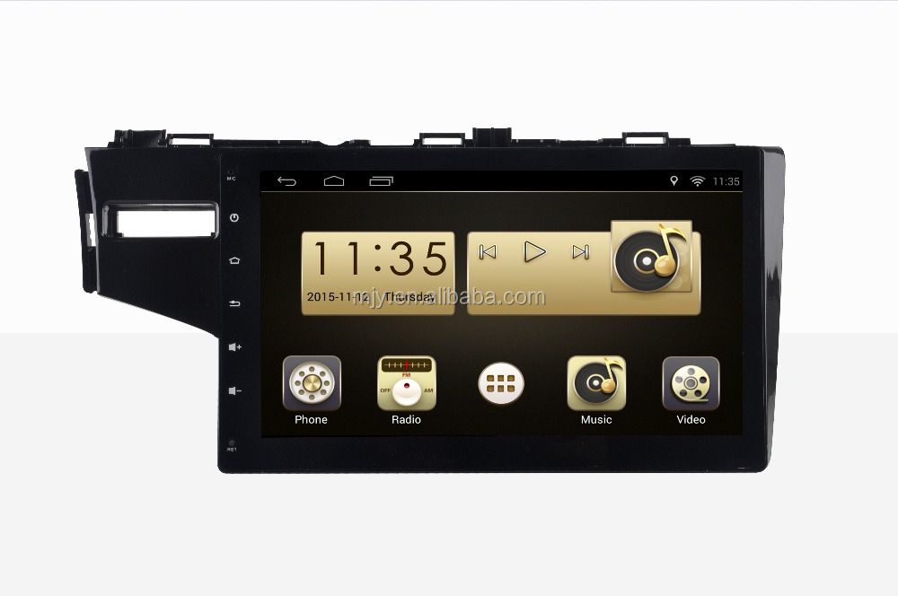 New Android Car GPS DVD Player for 2014 Honda FIT