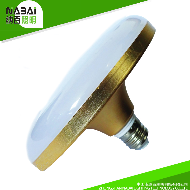led lighting E26E27 UFO tri-proof high bay led light with aluminmum shell led ceiling light 12W-50W and SMD2835