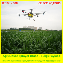 Joyance electric pesticides drone sprayer for agriculture