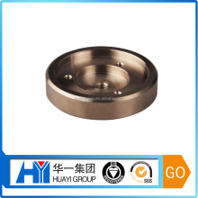 OEM 5 axis precision metal CNC machining stainless steel part