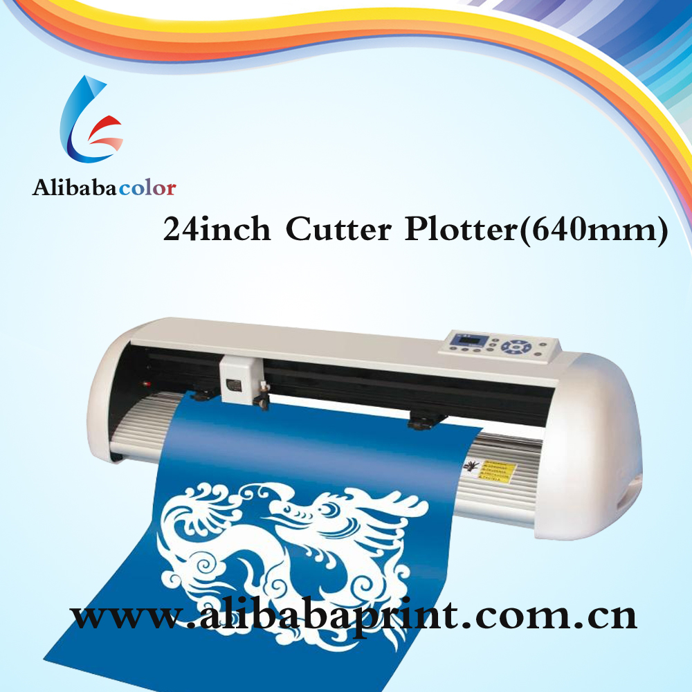 how to use cutter plotter
