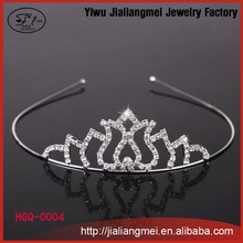 Hot Fashion Rhinestone Flower Party <strong>Crowns</strong>, Customized <strong>Crowns</strong> Wedding Tiara, Wholesale Pageant <strong>Crowns</strong> and Tiaras