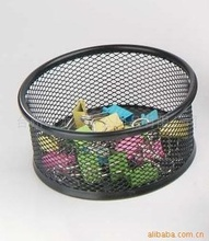 Hot Selling Metal Mesh Paper Clip Holder HT-6201