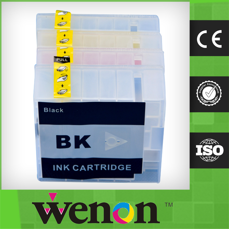 PGI2500 new ink cartridge for Canon MB5050 refillable cartridge with chip