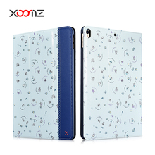 XOOMZ 2017 New Pattern PU Leather Flip Case for iPad Pro 10.5""