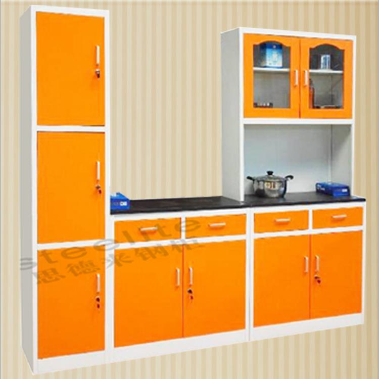 Flat pack kitchen cabinet kitchen cabinets design metal for Flat pack kitchen cabinets