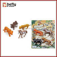 Hot sale realistic plastic forest animal