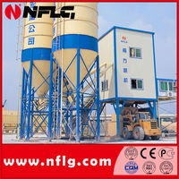 Supply high efficiency low price product of HZS series ready-mixed concrete batching plant