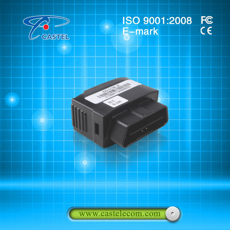 212B based on OBD2/EBD standard gps tracker wifi bluetooth