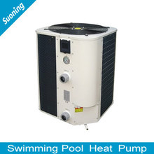 China Hot Sale Jacuzzi Pool Heater Heat Pump With Titanium Heater Exchanger