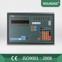 Roundss display speed digital readout meter DRO 2/3 axis