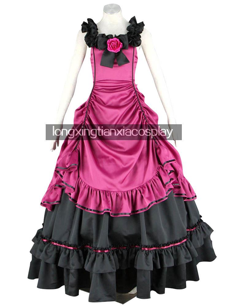 Buy Halloween costumes for women adult cosplay costume Victorian ...