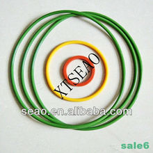 1 5mm o ring of natural and synthetic colourful rubber band