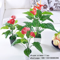 artificial anthuriums plants for sale