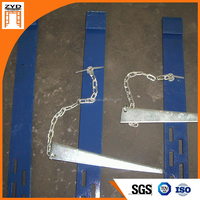 Adjustable Formwork Accessories Column Panel Clamp