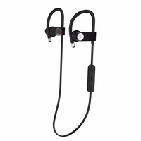IPX7 waterproof wireless sports bluetooth earphone CSR V4.1 supports APT-X audio compression technology
