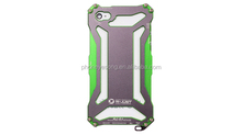 aluminum mobile phone case/Hard metal cellphone case/Handphone case for iphone 4 4s
