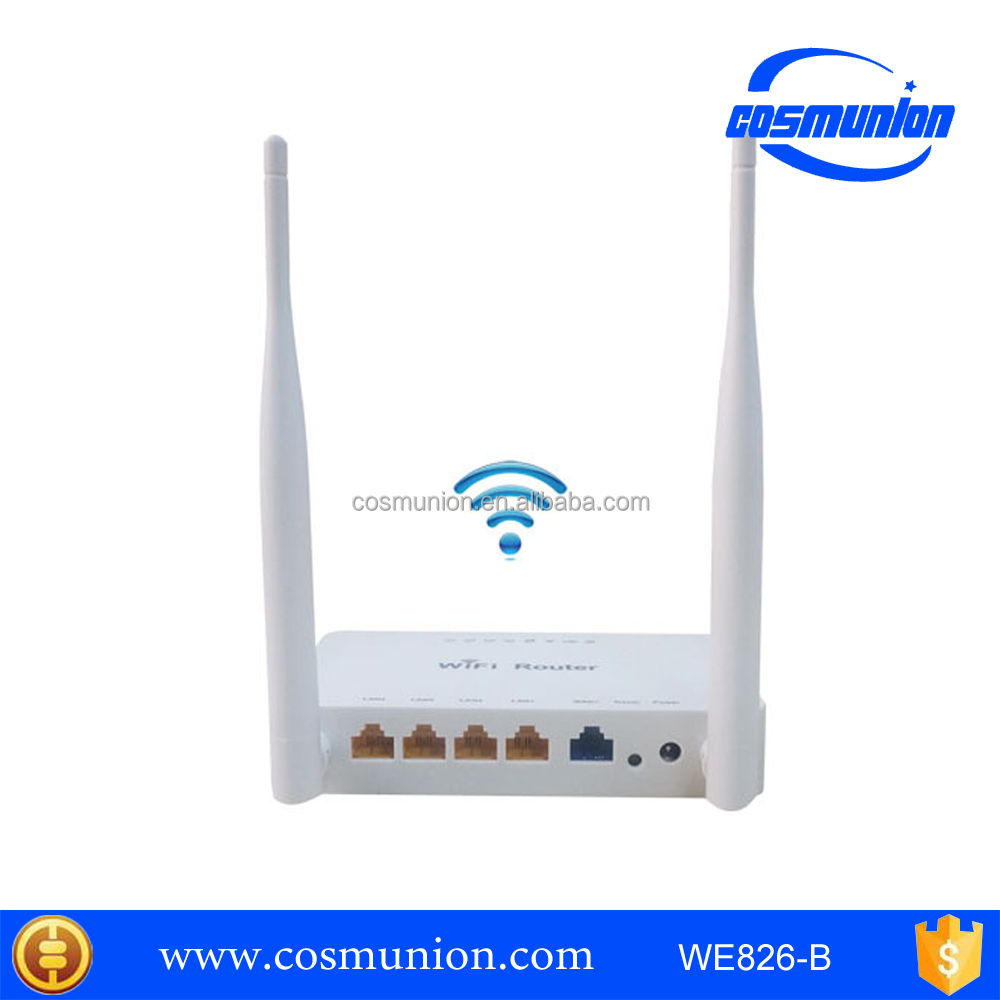 2 Antenna 2km WIFI Range Wireless Network Router