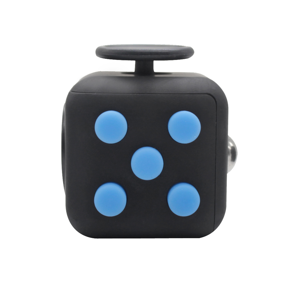 Top Sale pressure relief magic cube Desk Toy Fidget Cube for Christmas relieves stress and anxiety Desk Fidget Cube Toys puzzle