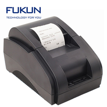 For Shop Store Billing Pos Machine Receipt Printer 58 mm thermal printer from Shanghai Fukun