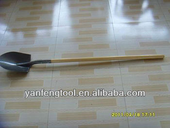 Shovel with Handle S518L