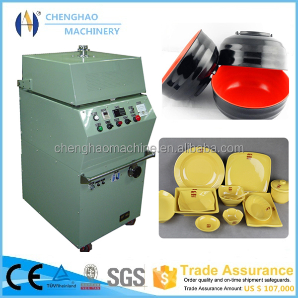 CHENGHAO Original rf radio frequency melamine moulding preheating machine
