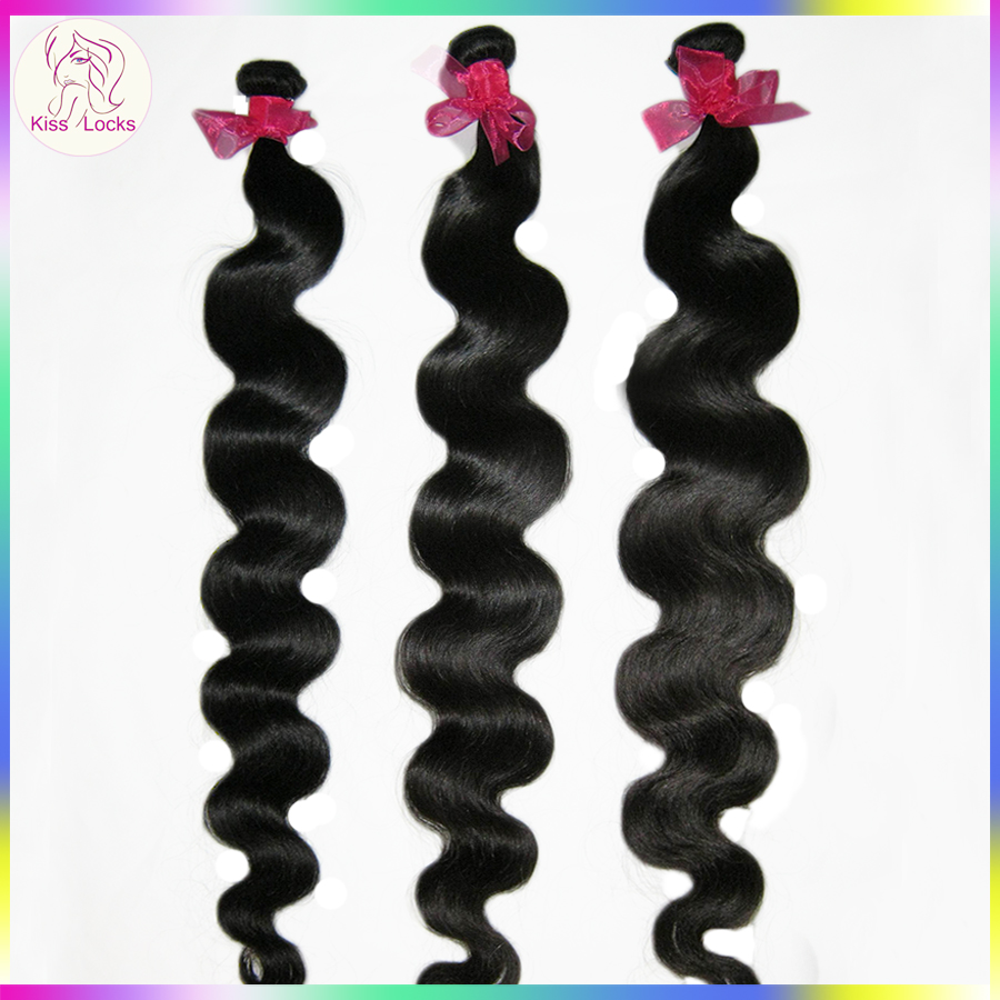 "New Arriaval Top 10A long wavy hair extensions Malaysian Virgin human hair 30""-40"" Inches raw Premium Weave"