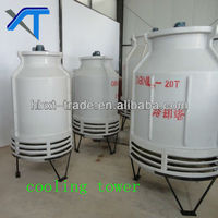 15T mini Counter flow Industrial Water Round Cooling Tower