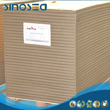 Hard duplex paper board 250gsm with good prices in reams from china