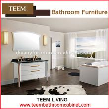 Teem home bathroom furniture Washbasin cabinet bathroom high quality bathroom vanity units