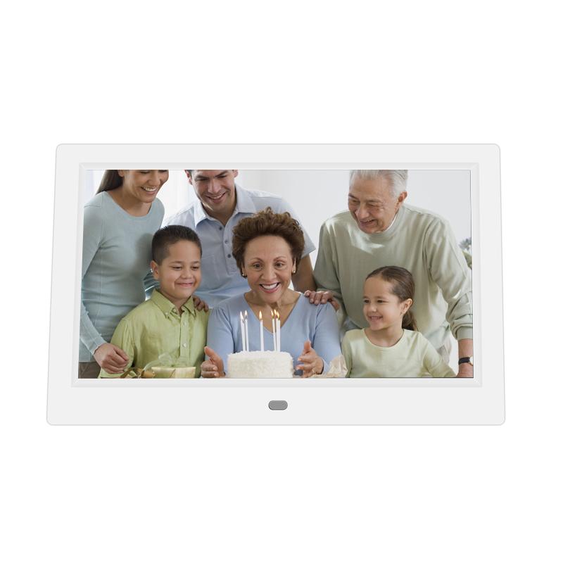 Écran large de 10 pouces fonction de lecture de carte SD USB cadre numérique - ANKUX Tech Co., Ltd