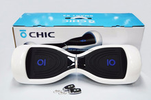 IO Chic Smart 600w Electric Bicycle Hoverboard Adult Vertical Balance Scooter