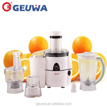 Geuwa commercial hot sale manual food processor 3 in 1 220V for sale KD-383A