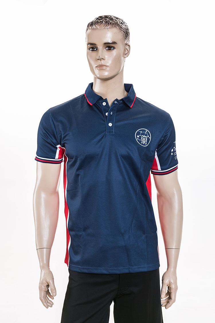 China Manufacture Custom Any Logo Polo Shirt Design For Men