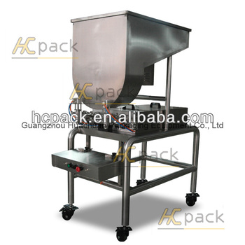 Oyster Sauce filling machine