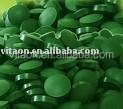 ISO , GMPSpirulina 250mg tablet best seller---detoxification---hot sale product