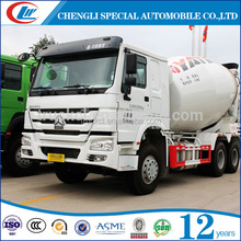 Promotional 6cbm mixer drum for mixer truck mounted part sale in Pakistan