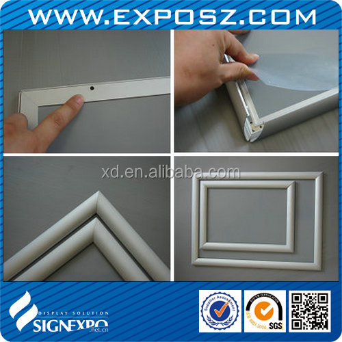 High quality 25mm advertising photo frame
